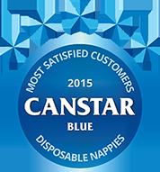Disposable Nappies 2015 Award Logo