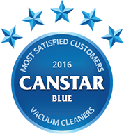 2016 Most Satisfied customers for Vacuums