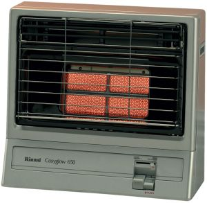 Rinnai 650SN Cosyglow Natural Gas Heater