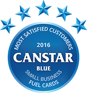 Fuel Card Award in 2016