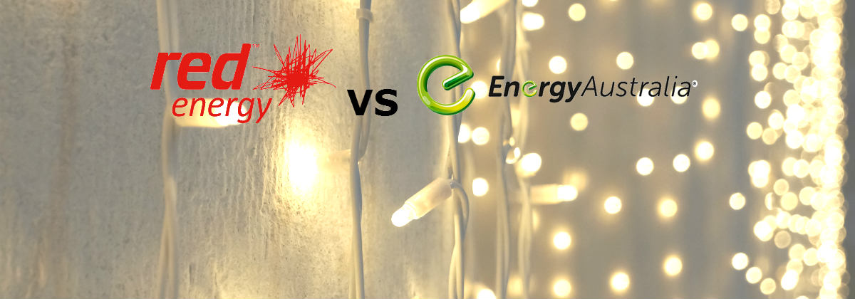 Energyaustralia Vs Red Energy Electricity Plans Amp Prices
