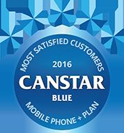2016 Award for Mobile Phone & Plan Providers