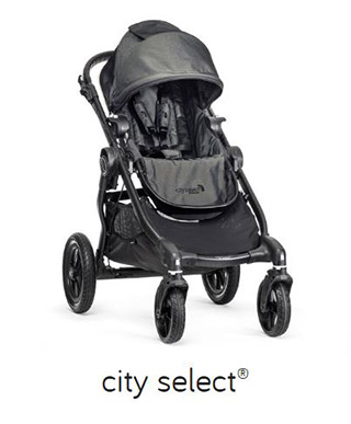 City Select pram by Baby Jogger