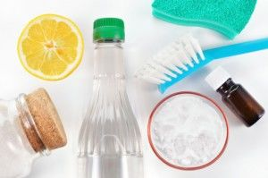 DIY homemade cleaner