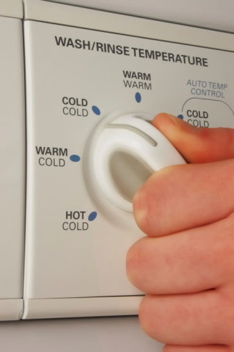 Cold Washing Your Clothes