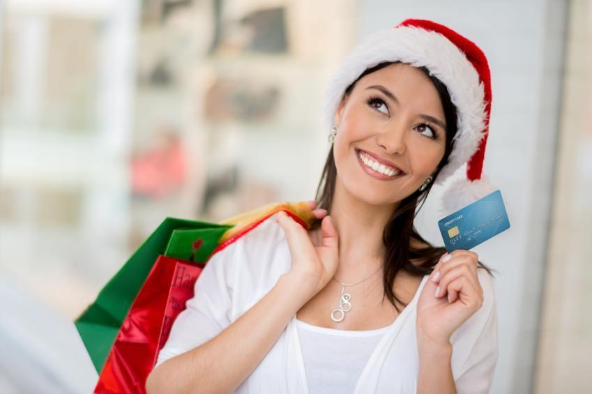 Christmas Credit Card thumbnail