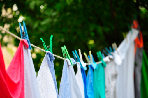 How To Dry Your Clothes So Theyll Never Need An Iron