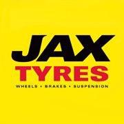 Jax Tyres logo