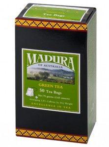 Madura green tea