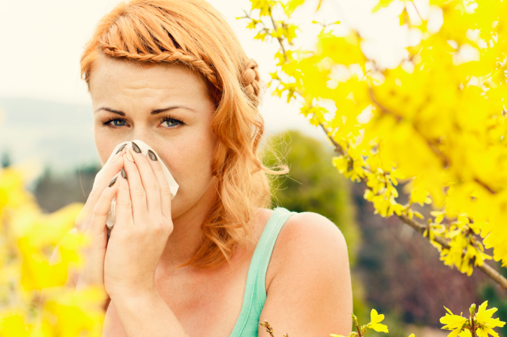 Avoid Summer Colds and Flus