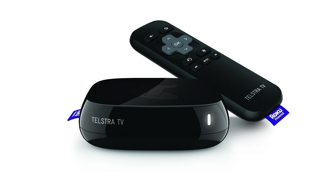 Telstra Player Remote