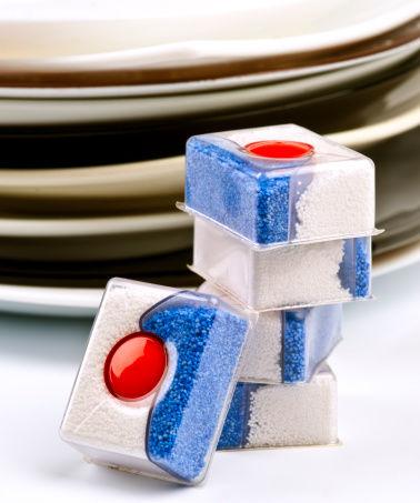 Dishwasher tablets