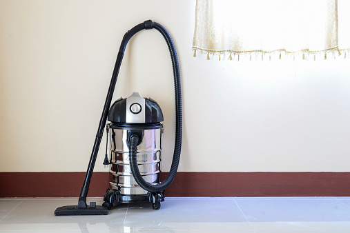 Vacuum cleaner home