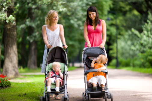 Aussie mums and dads are desperate to outdo their friends with the latest and greatest prams and strollers.