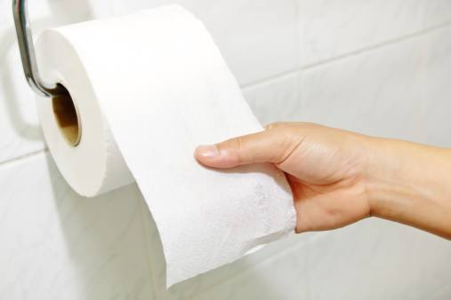 Toilet paper questions