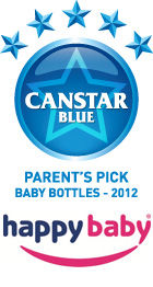 Parents Pick Award - Baby Bottles - 2012