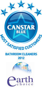 Most Satisfied Customers - Bathroom Cleaners 2012