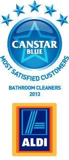 Most Satisfied Customers - Bathroom Cleaners 2013