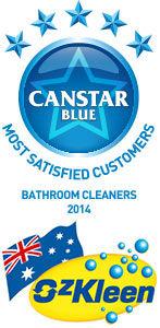 OzKleen: Bathroom Cleaners Award Winner