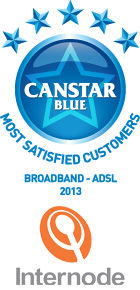 Most Satisfied Customers - ADSL Broadband Providers, 2013