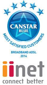 Our Broadband Provider Award Winner for 2014