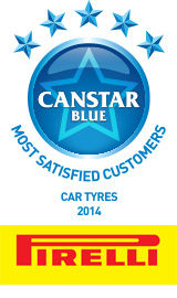 Most Satisfied Customers: Car Tyres 2014