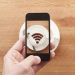 Wifi coffee phone
