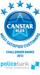 Most Satisfied Customers: Challenger Banks, 2013