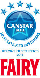 Most Satisfied Customers - Dishwasher Detergents, 2014