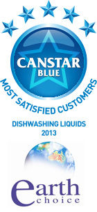 Most Satisfied Customers - Dishwashing Cleaners 2013