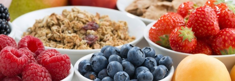 eating guide healthy banner