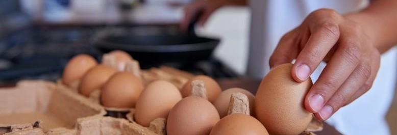 egg cooking banner