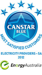 Most Satisfied Customers 2012: SA Electricity Providers