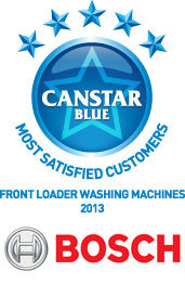 Most Satisfied Customers: Front Loader Washing Machines