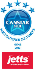 Most Satisfied Customers 2013 - Gyms