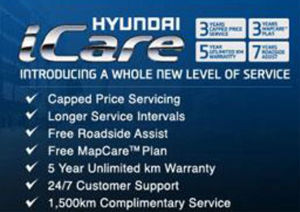 Hyundai Icare Innovation Excellence Canstar Blue