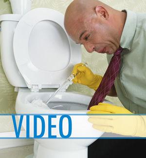 Aussies aim to impress with clean bathrooms - Make bathroom shine ...