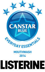 Everyday Essentials Award - Mouth Wash, 2014