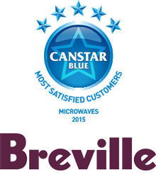 Breville: Most Satisfied Microwave Owners, 2015
