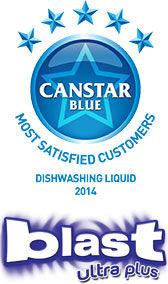 Blast Wins Dishwashing Liquid Award
