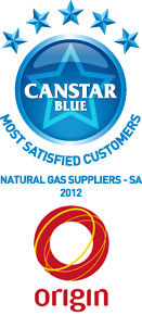 Most Satisfied Customers: South Australian Natural Gas Suppliers 2012