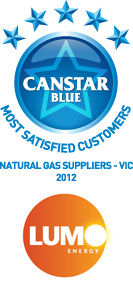Most Satisfied Customers: Victorian Natural Gas Suppliers 2012