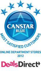 Most Satisfied Customers Online Department Stores 2012