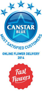 Most Satisfied Customers 2014 - Online Flower Delivery