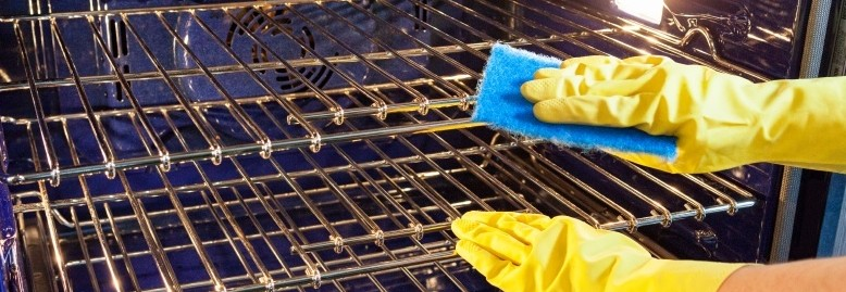 oven cleaning banner