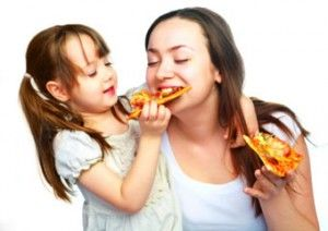 Pizza: A Family Favourite