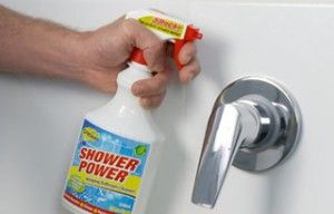 Shower Power in action