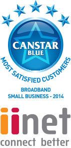 Small Business Broadband Award Winner - 2014