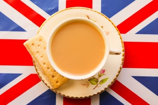 Tea with the Queen: What's it all about?